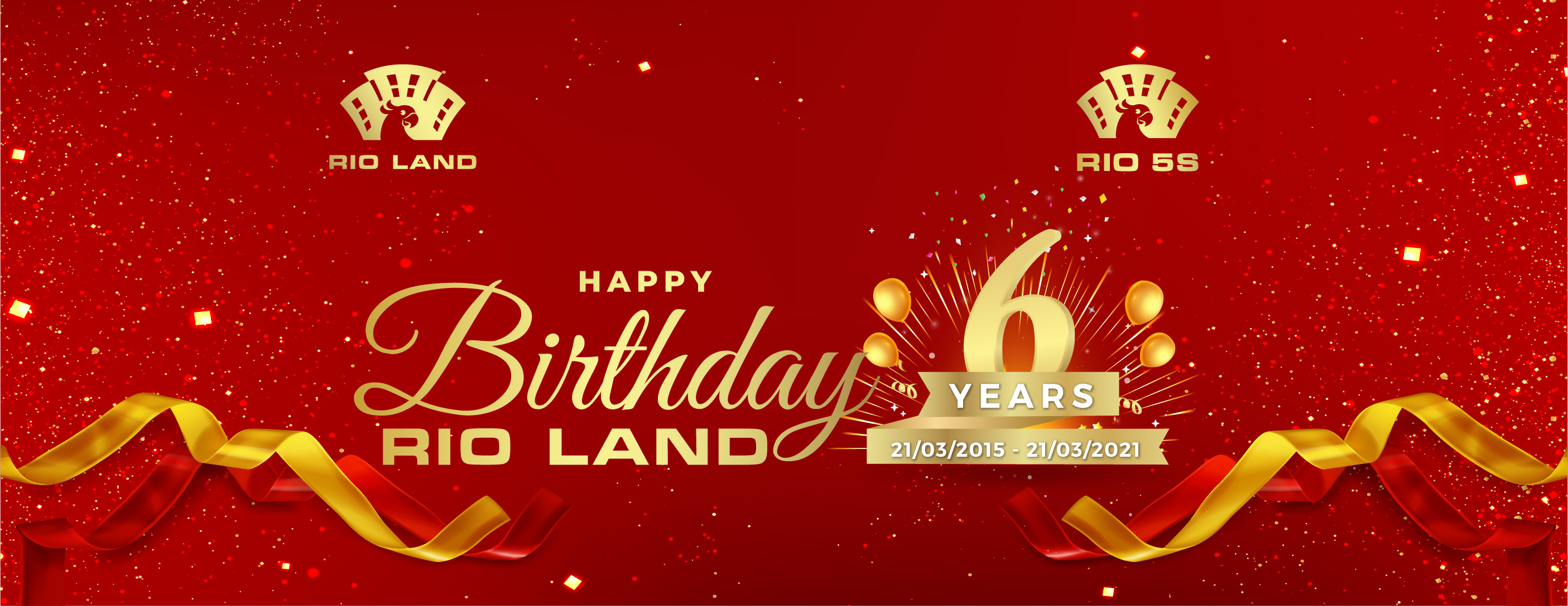 HAPPY BIRTHDAY RIOLAND 6 YEARS
