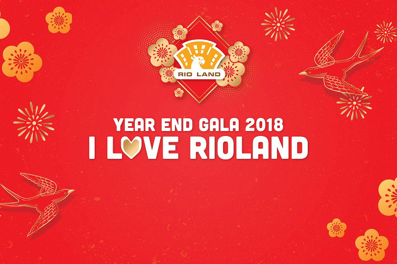 Year End Gala 2018 - I Love RioLand